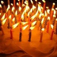 Bolinhos, pique pique e reflexões sobre a data de nascimento