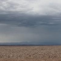 Deserto molhado