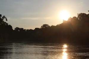 rio cristalino