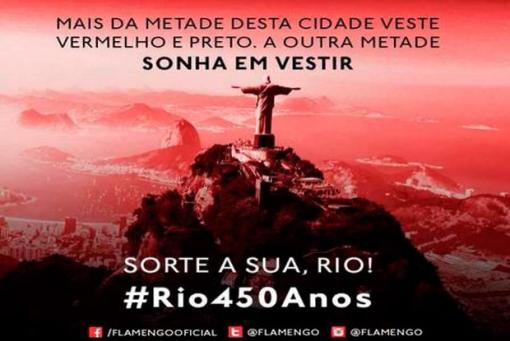 Rio de Janeiro Flamengo